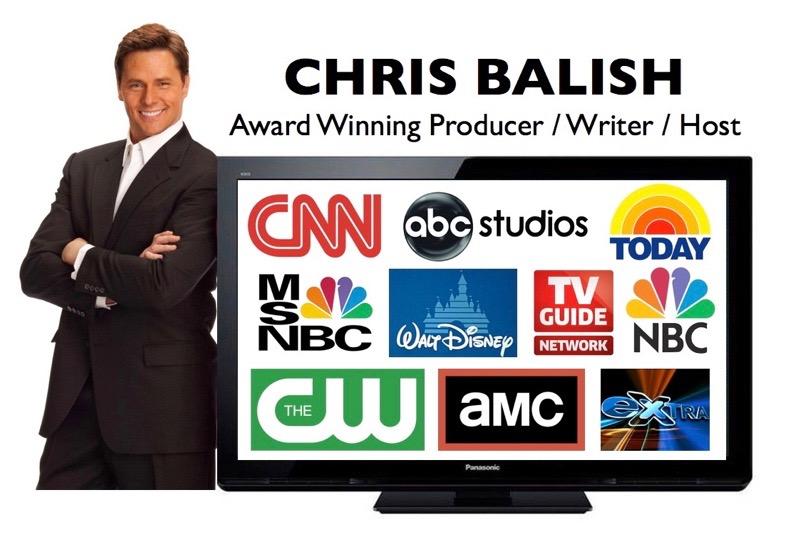 Chris Standing by TV with Logos.002