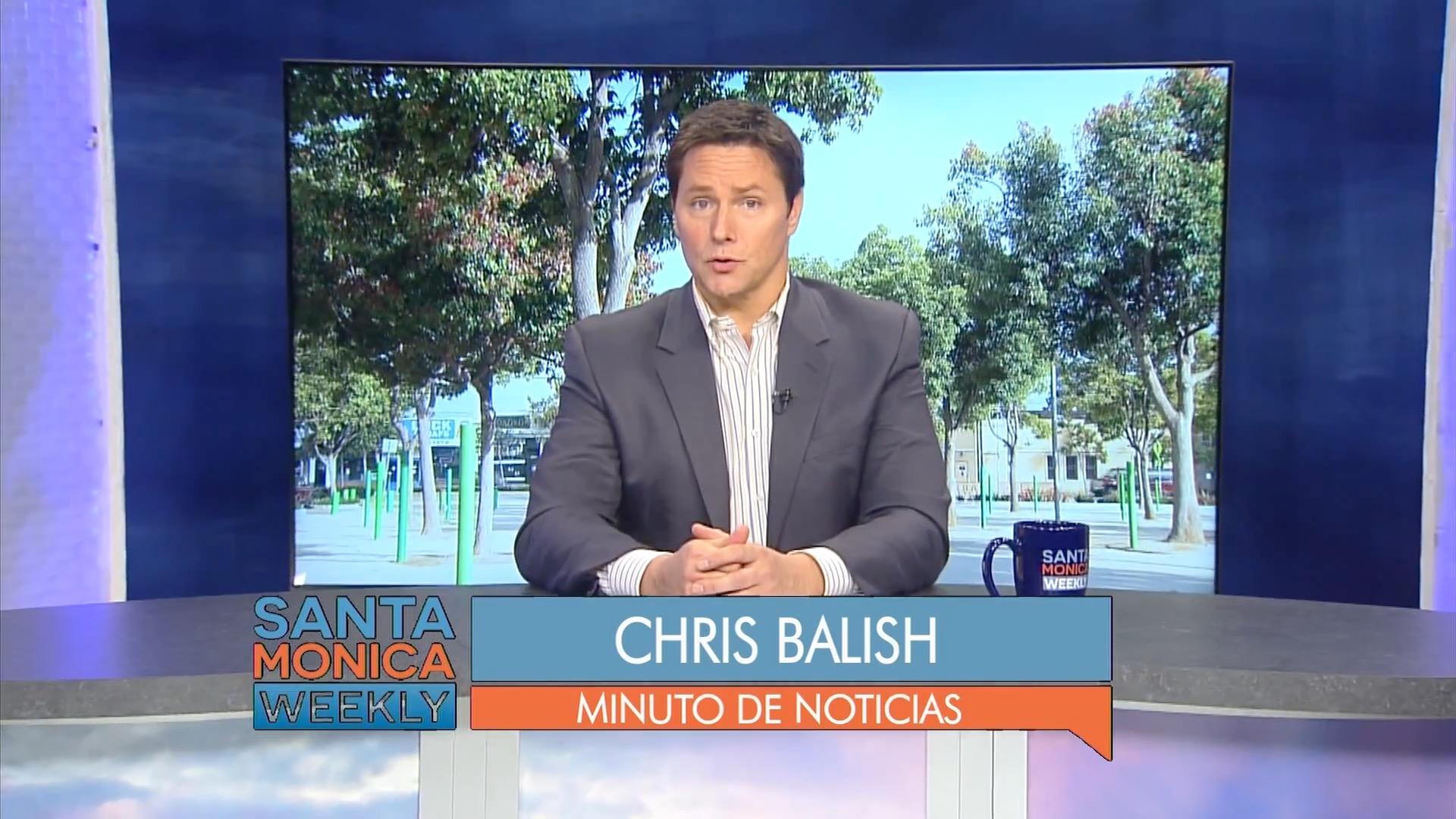 Chris solo anchor minuto de noticias